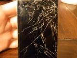 iPhone4が割れたので、iPhone5に機種変更しました。