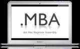 .MBAはMac初心者にやさしい
